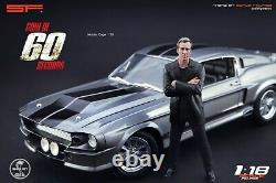 118 Nicolas Cage VERY RARE! Figurine NO CARS! From Gone in 60 sec by SF