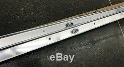 1964-67 Gm A-body Pair Door Sill Plates 4531243 New Old Stock Nos Very Rare