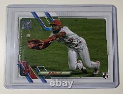 2021 Topps Jo Adell Rookie SSP! Very Rare