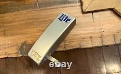 Bettinardi Miller Lite Putter Limited Edition BB8-W with Cover Very Rare! SOLD OUT