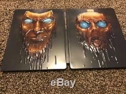 Borderlands steelbook Very Rare Mint Collector Quality MINT