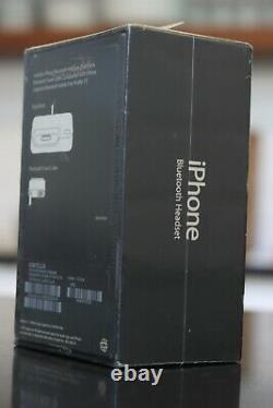 Brand New Apple iPhone 2G 1st Generation Bluetooth Headset 2007 Sealed Very Rare