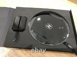 CHANEL round mirror with stand Authentic Very rare VIP gift