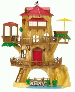 Calico Critters Sylvanian Families Country Tree House BNIB VERY RARE