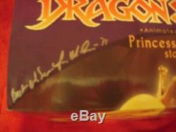 Dragon's Lair Princess Daphne Statue AP007of 050 Very Rare This Item is MINT NEW