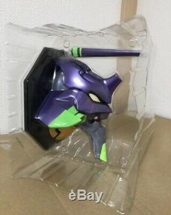 Evangelion First Unit Wall Figure Japan Limited Very Rare Brand New