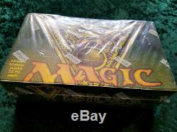 Factory Sealed English Booster Box- Visions (Very Rare) Magic the gathering