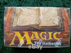 Factory Sealed English Booster Box- Weatherlight(Very Rare) Magic the gathering