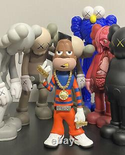 JAYBOI Edition Of 124 Authentic Jay Z Kaws 10 Inch Art Collectible Very Rare