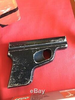 LEGO 1950s Wooden Toy Gun Very Rare Item