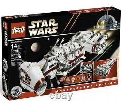 LEGO Star Wars Limited Edition Tantive IV 10198 Brand New Sealed Very Rare