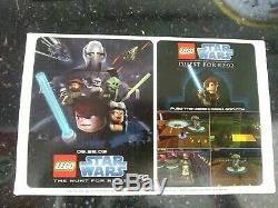 Lego Star Wars SDCC Display Case VERY RARE
