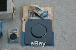NOS 1965/1966 Mustang/Shelby GT 350 Heater & Radio delete. Very Rare