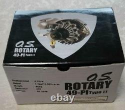 Nitro Engine O. S. Rotary 49-PI RC Airplane Type II withBOX From Japan Very Rare