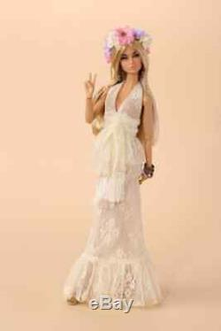 Poppy Parker VERY RARE OUTFIT Dress and Flower Wreath Summer of love IFDC