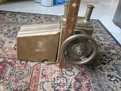 RARE SOLID BRONZE McMURRAY 5000 WINDLASS VERY DESIRABLE, NEVER INSTALLED, NICE