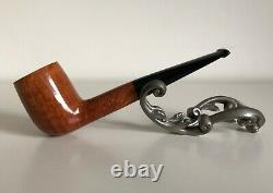 Superb DUNHILL Root Briar (DR One Star) straight grain pipe. NEW VERY RARE