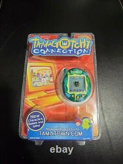 Tamagotchi Connections Version 3 V3 Green With Frogs New In Package Very Rare