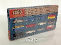 Toy-King Lego VERY Rare 187 #698 12 Cars