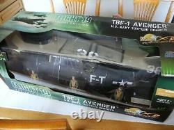 VERY RARE Ultimate Soldier Extreme Detail TBF-1 Avenger Flight 19 Lost Patrol