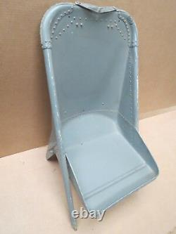 Very RARE Vintage WWII Aircraft Bomber Seat New Surplus for Rat Rod 1934 Ford