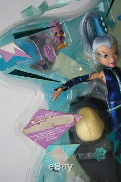 Very Rare 2004 Winx Club Icy Doll Mattel New Sealed