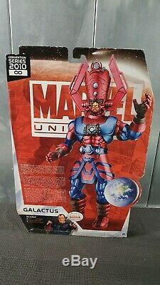 Very Rare-MARVEL UNIVERSE 18 Galactus Convention Series 2010 Blister Pack