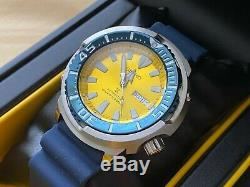 Very Rare Seiko Prospex Blue Butterfly Fish Limited Edition Watch with B&P