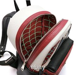 Very Rare! Spider Gwen Cosplay Mini Backpack Loungefly Marvel New with tag