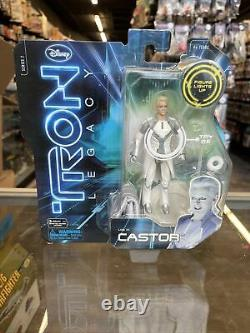 Very Rare, Unreleased Castor Action Figure From Disney's Tron Legacy 2010