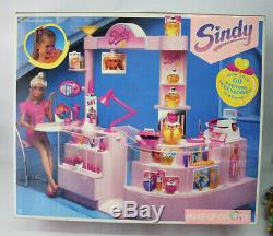 Very Rare Vintage 1991 Sindy Make Up Counter Playset Hasbro New Sealed