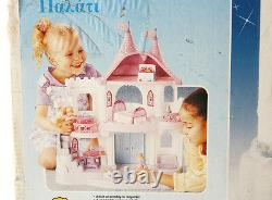 Very Rare Vintage 1995 Fisher Price Once Upon A Dream Palace New Mib