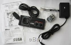 Very Rare Vintage 90's Sega Master System III Compact Console Tec Toy New Nos