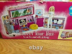 Vintage Britney Spears Concert Tour Bus 2001 NewithSealed Very RARE