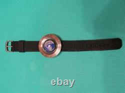W508 Like a new SEIKO WN-1 Think the Earth Watch 24H with box Very rare